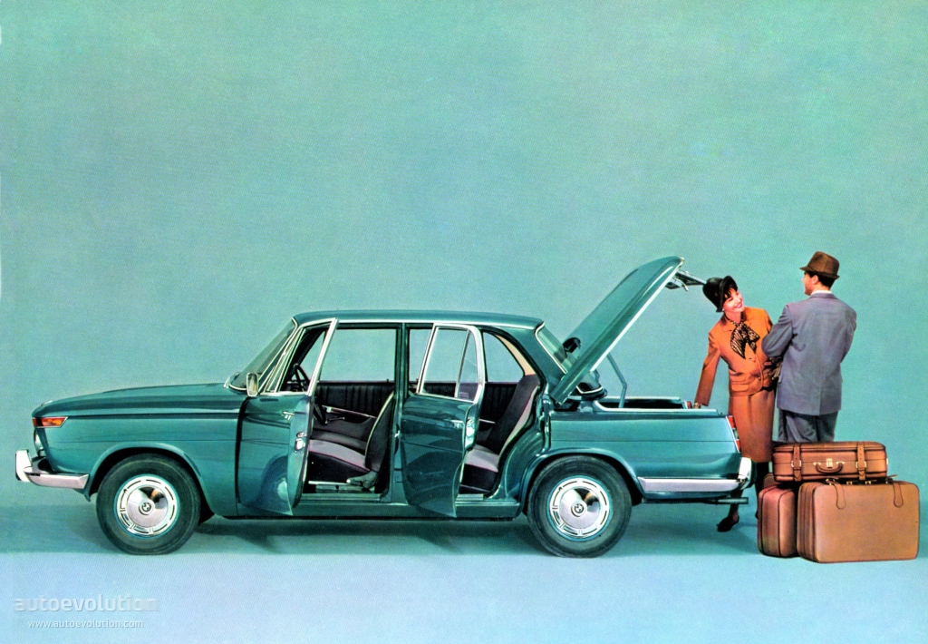 BMW 1500 specs - 1962, 1963, 1964, 1965, 1966 - autoevolution