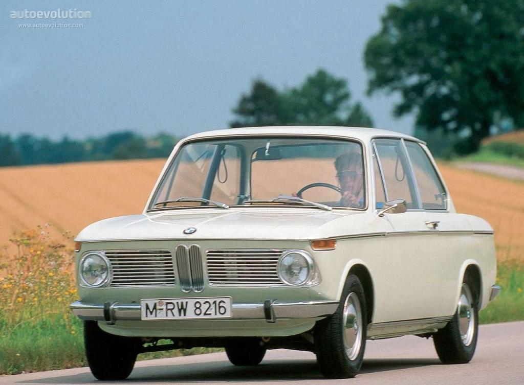 BMW 1600 specs & photos - 1966, 1967, 1968, 1969, 1970 ...