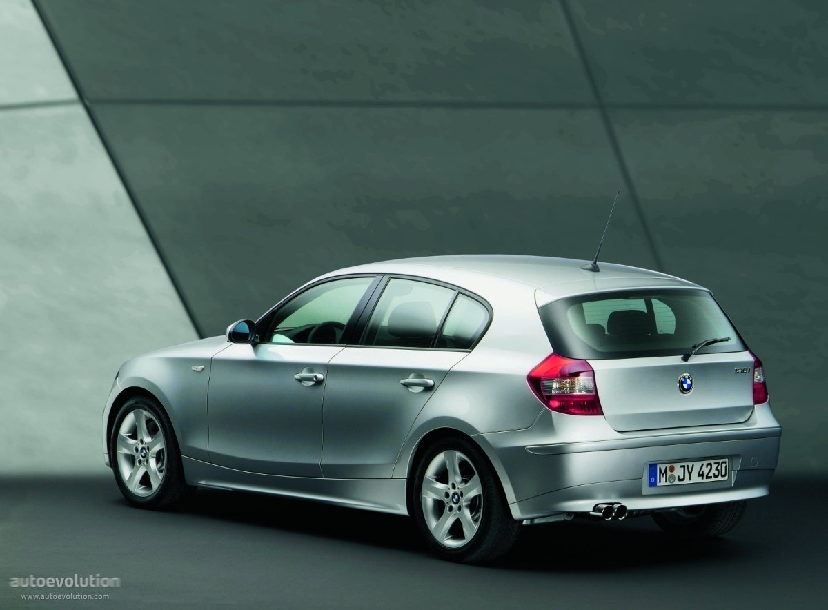 BMW 1 Series (E87) specs - 2004, 2005, 2006, 2007 - autoevolution