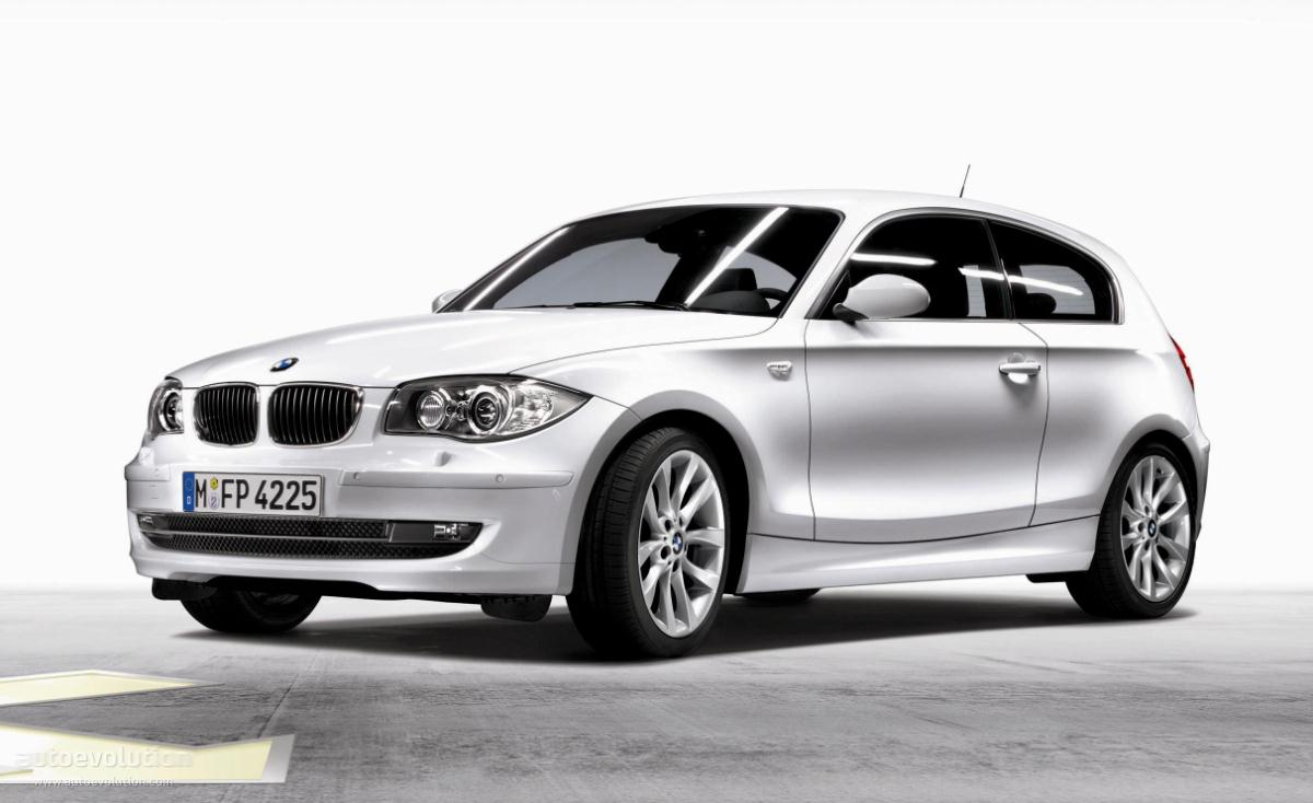 BMW 1 Series 3 doors (E81) specs - 2007, 2008, 2009, 2010, 2011 ...
