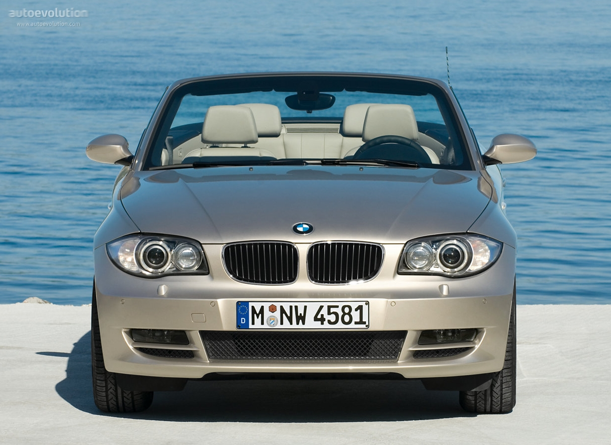 bmw 1 series cabriolet e88 2008 2009 2010 autoevolution. Black Bedroom Furniture Sets. Home Design Ideas