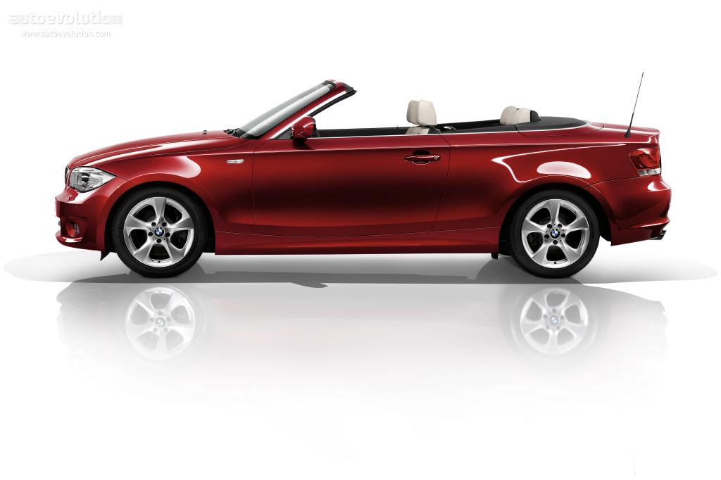 BMW 1 Series Cabriolet (E88) specs - 2010, 2011, 2012, 2013 ...