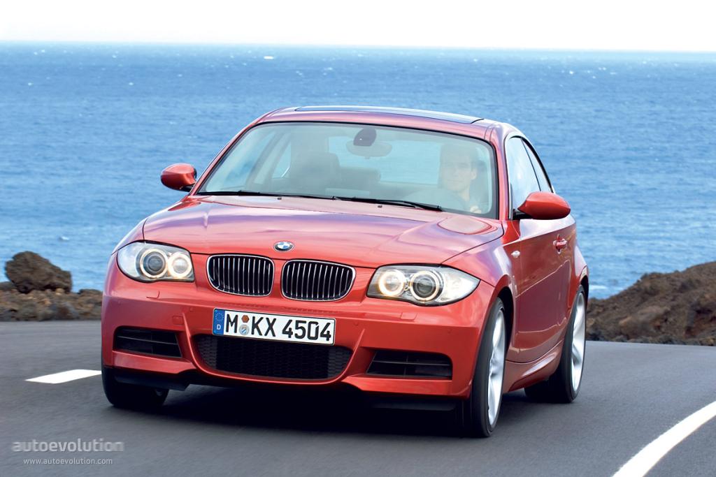 BMW 1 Series Coupe (E82) specs - 2007, 2008, 2009, 2010 - autoevolution
