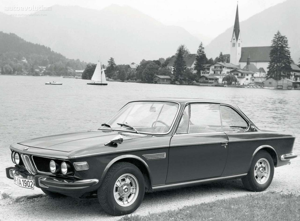 Bmw 2800 Cs E9 Specs 1968 1969 1970 1971 Autoevolution