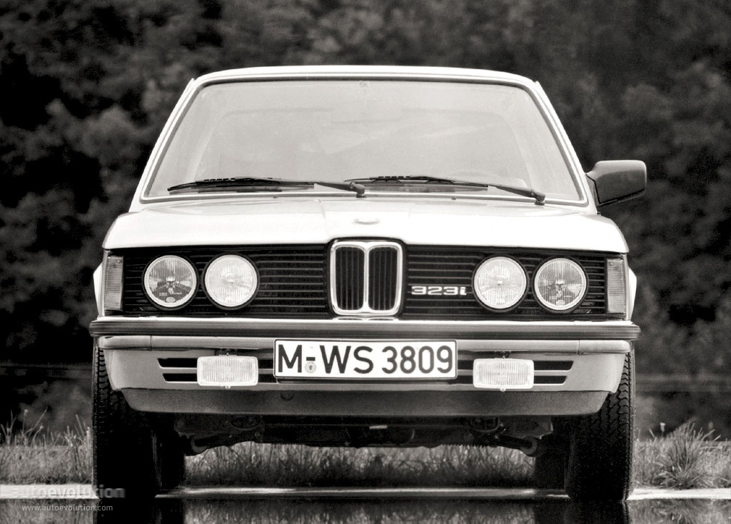 BMW 3 Series Coupe (E21) specs - 1975, 1976, 1977, 1978, 1979, 1980 ...
