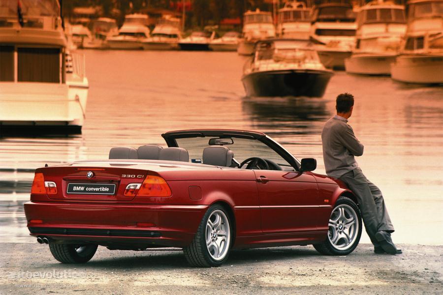 Bmw 3 series cabriolet e46 specs 2000 2001 2002 2003 autoevolution