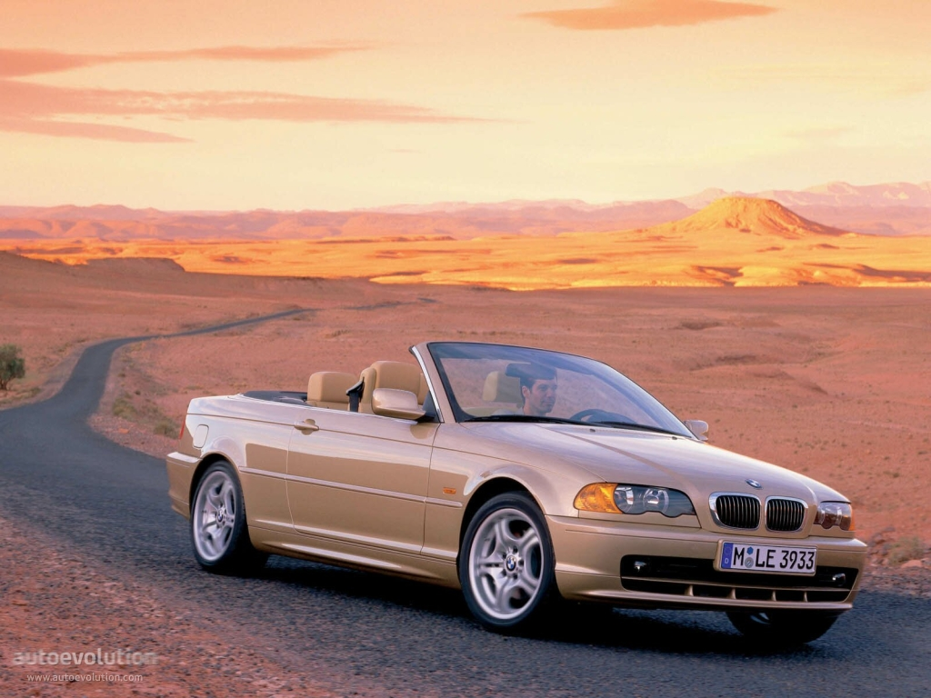 bmw 3 series cabriolet e46 specs 2000 2001 2002 2003 autoevolution. Black Bedroom Furniture Sets. Home Design Ideas