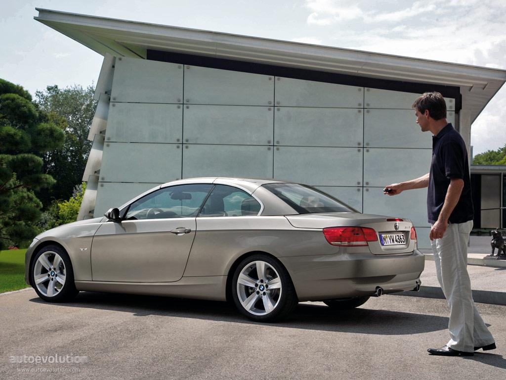 BMW 3 Series Cabriolet E93 2007