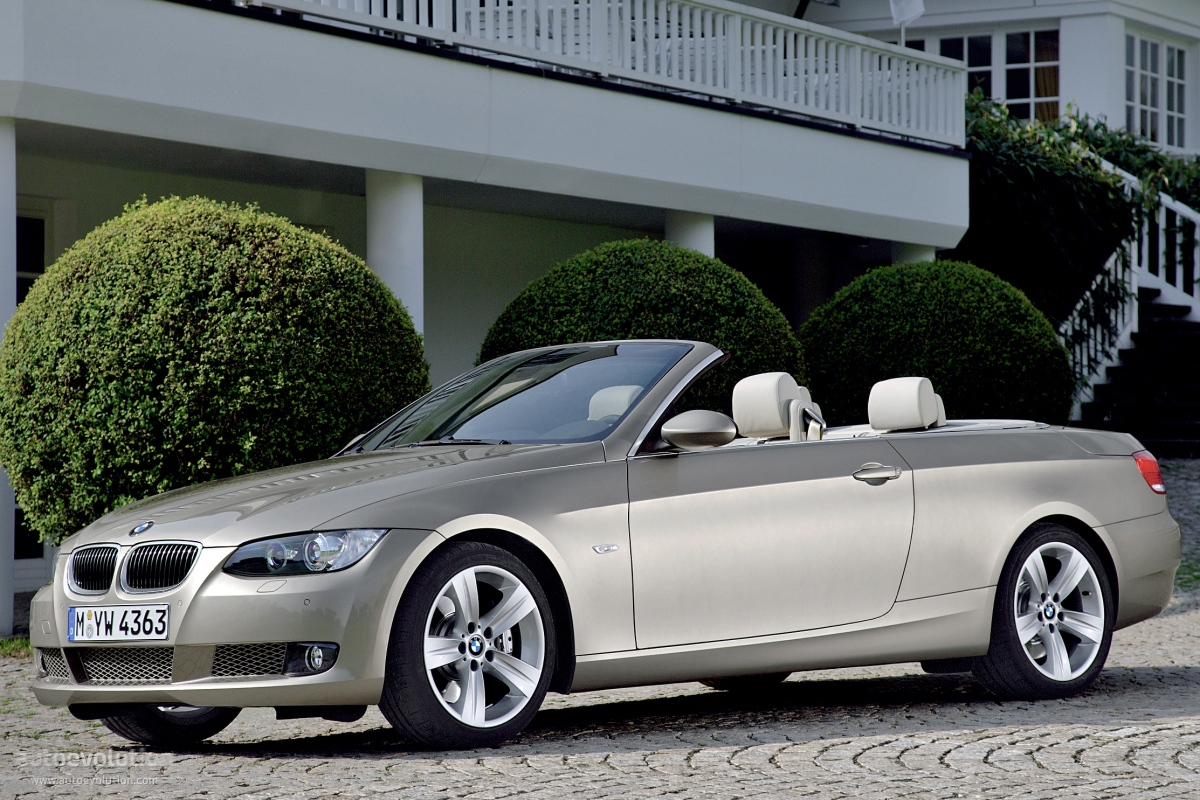 bmw 3 series cabriolet e93 specs 2007 2008 2009 2010 autoevolution. Black Bedroom Furniture Sets. Home Design Ideas