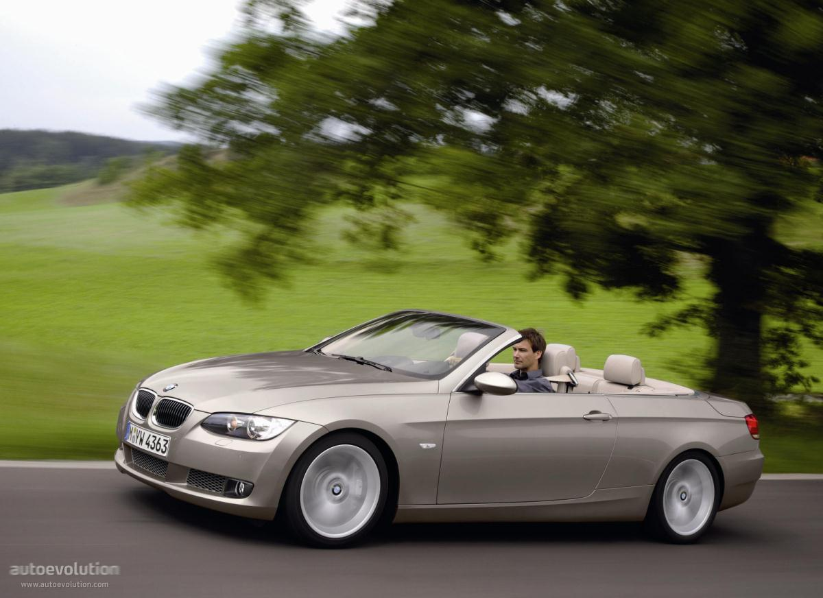 Bmw 3 Series Cabriolet E93 2007 2010