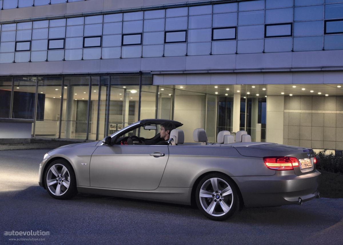 bmw 3 series cabriolet e93 specs 2007 2008 2009. Black Bedroom Furniture Sets. Home Design Ideas