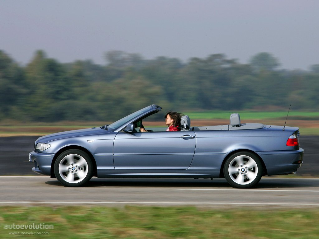 bmw 3 series cabriolet e46 specs photos 2003 2004. Black Bedroom Furniture Sets. Home Design Ideas