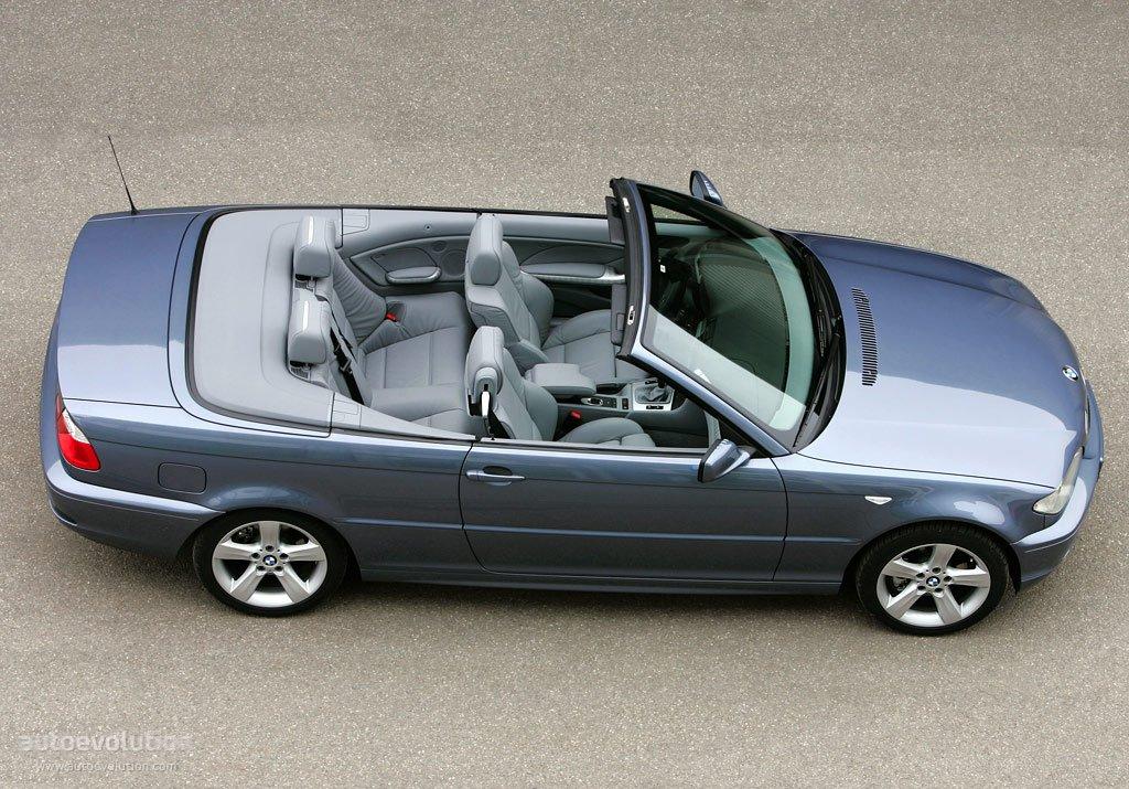 Bmw 3 series cabriolet e46 2003 2004 2005 2006