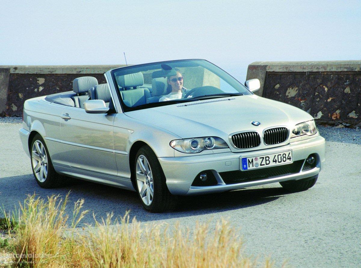 BMW 3 Series Cabriolet (E46) specs & photos - 2003, 2004