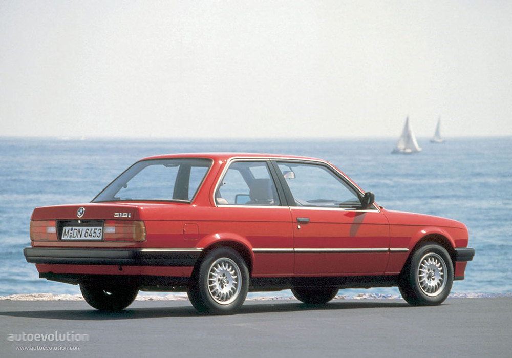 BMW 3 Series Coupe (E30) specs - 1982, 1983, 1984, 1985, 1986, 1987 ...