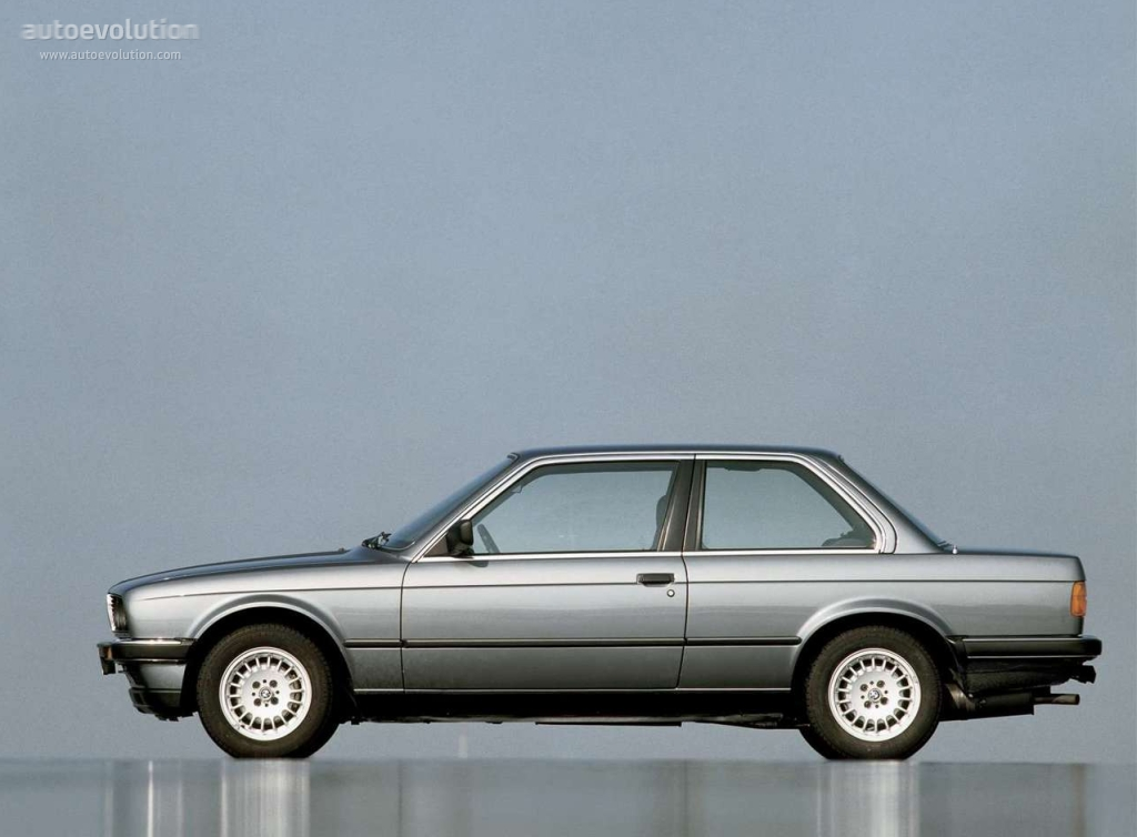 BMW 3 Series Coupe (E30) - 1982, 1983, 1984, 1985, 1986, 1987 ...