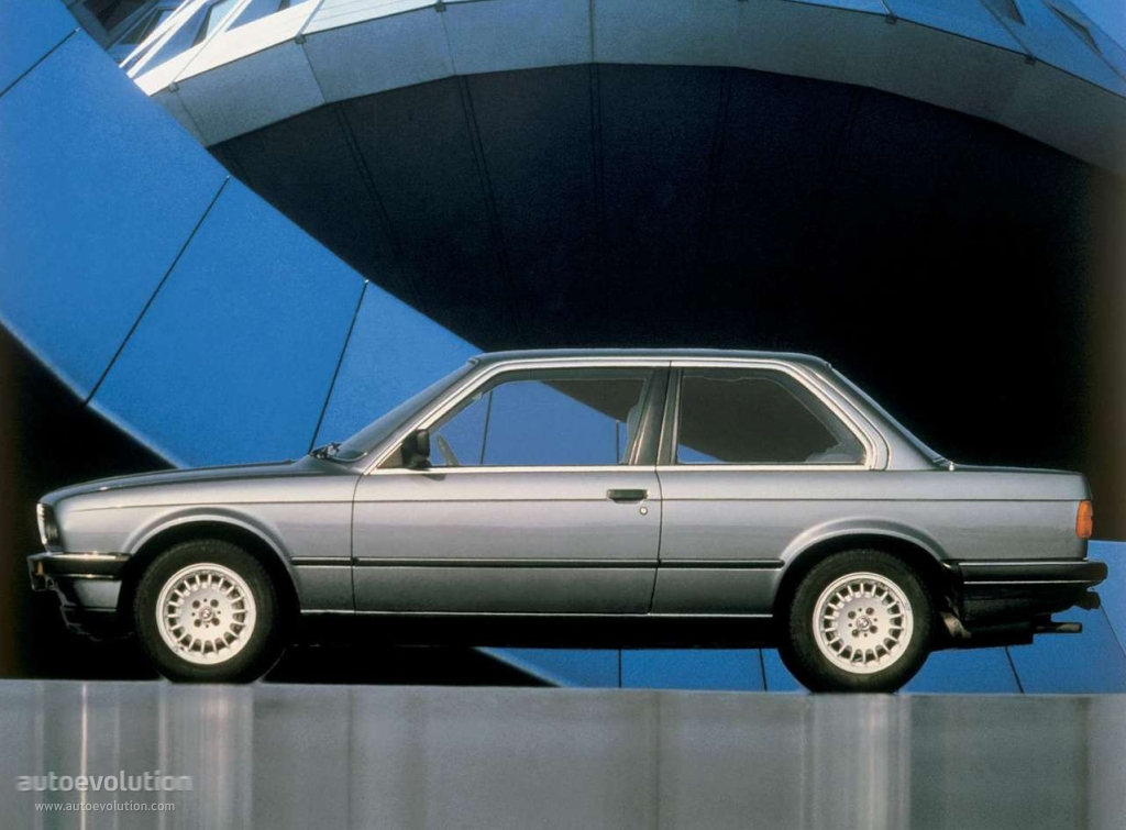 Bmw 3 Series Coupe E30 1982 1983 1984 1985 1986