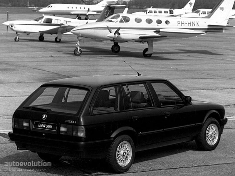 Bmw Series E Touring