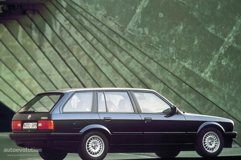 BMW 3 Series Touring E30 specs  1988 1989 1990 1991 1992