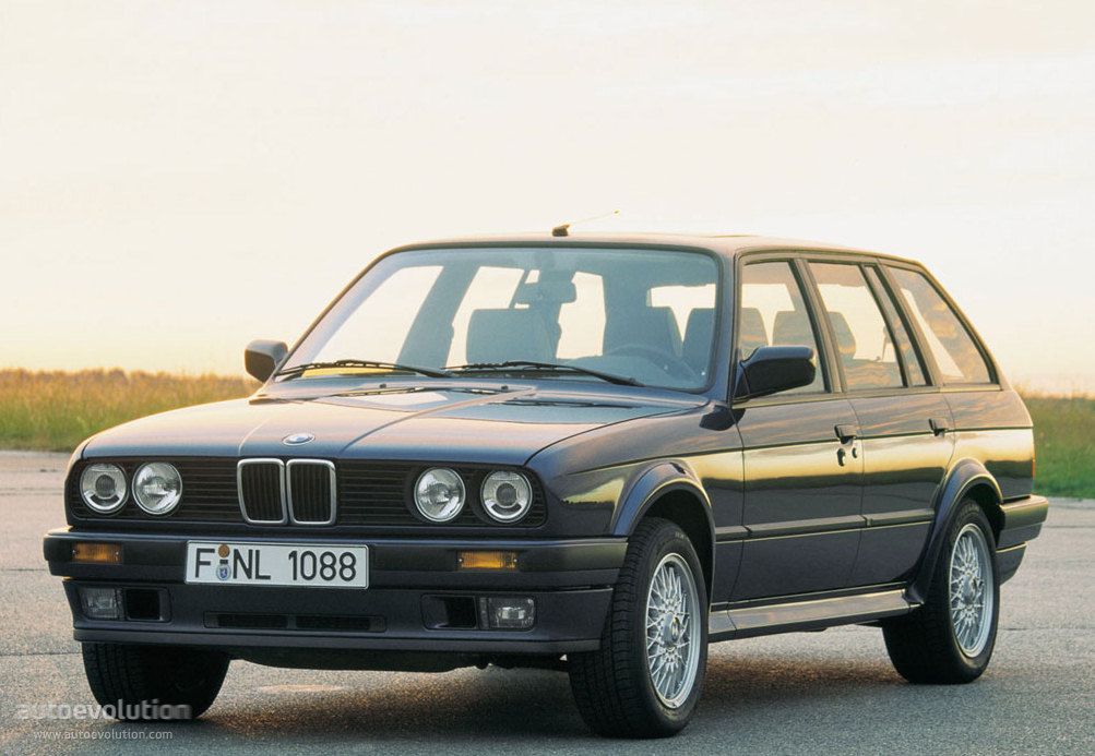 bmw 3 series touring e30 specs photos 1988 1989. Black Bedroom Furniture Sets. Home Design Ideas