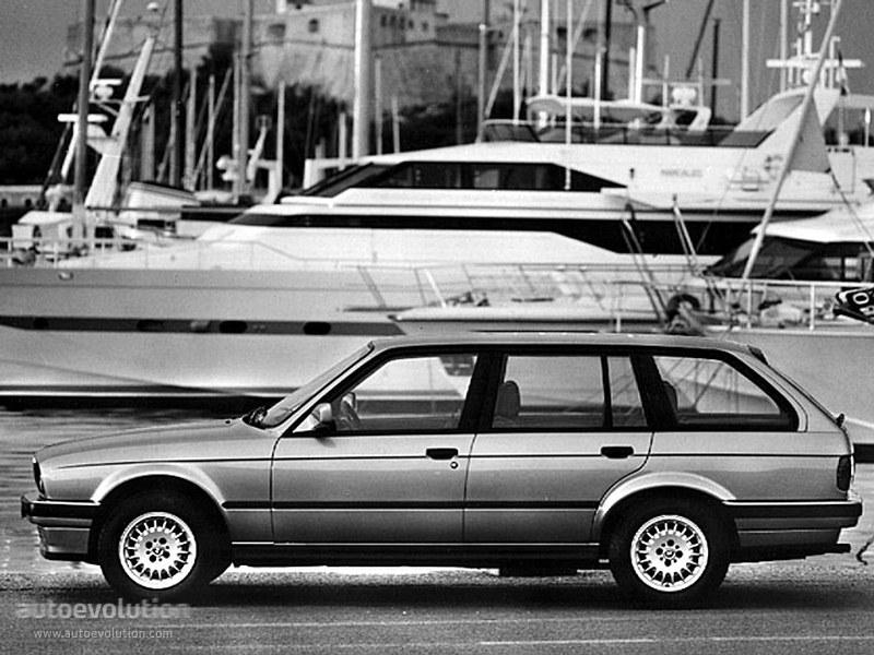 Bmw 3 Series Touring E30 Specs Amp Photos 1988 1989