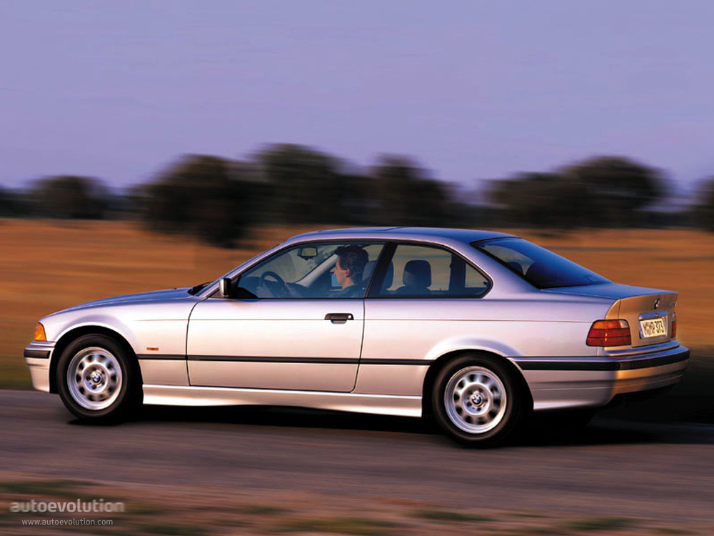 bmw 3 series coupe e36 specs photos 1992 1993 1994. Black Bedroom Furniture Sets. Home Design Ideas