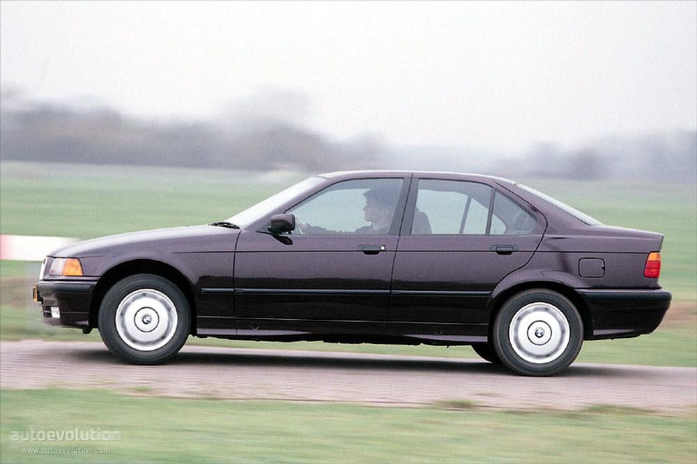 BMW 3 Series Sedan (E36) specs - 1991, 1992, 1993, 1994 ...