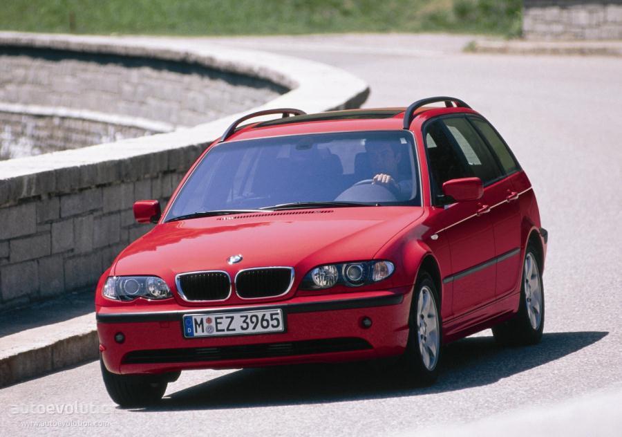 2003 bmw 325i wagon specs