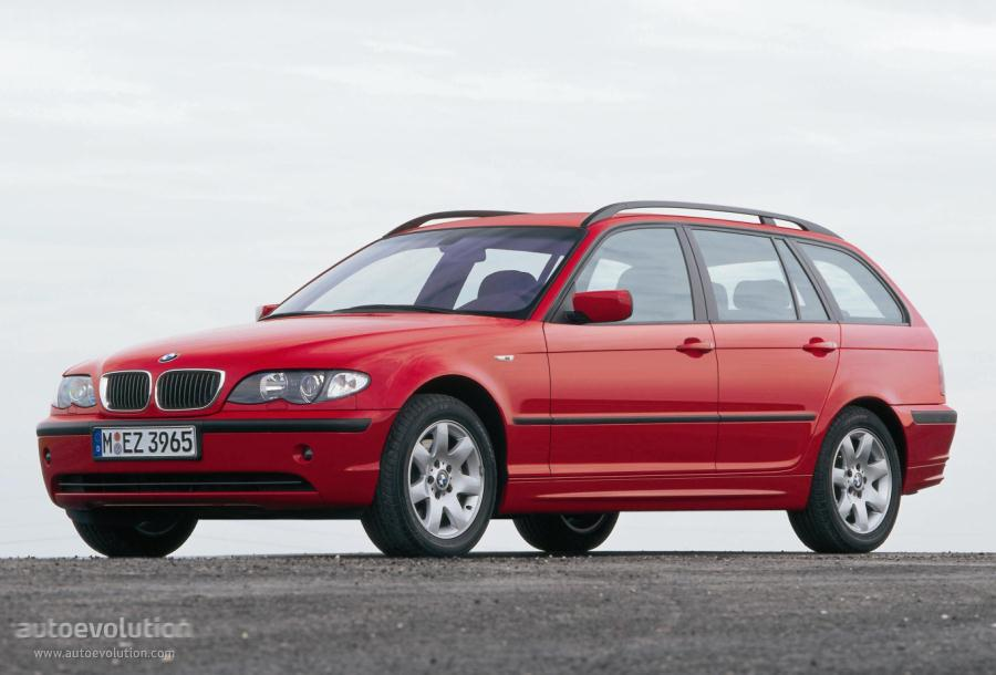 2002 bmw 325xi touring wagon