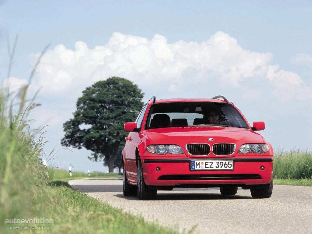 Bmw 3 Series Touring E46 2001 2005