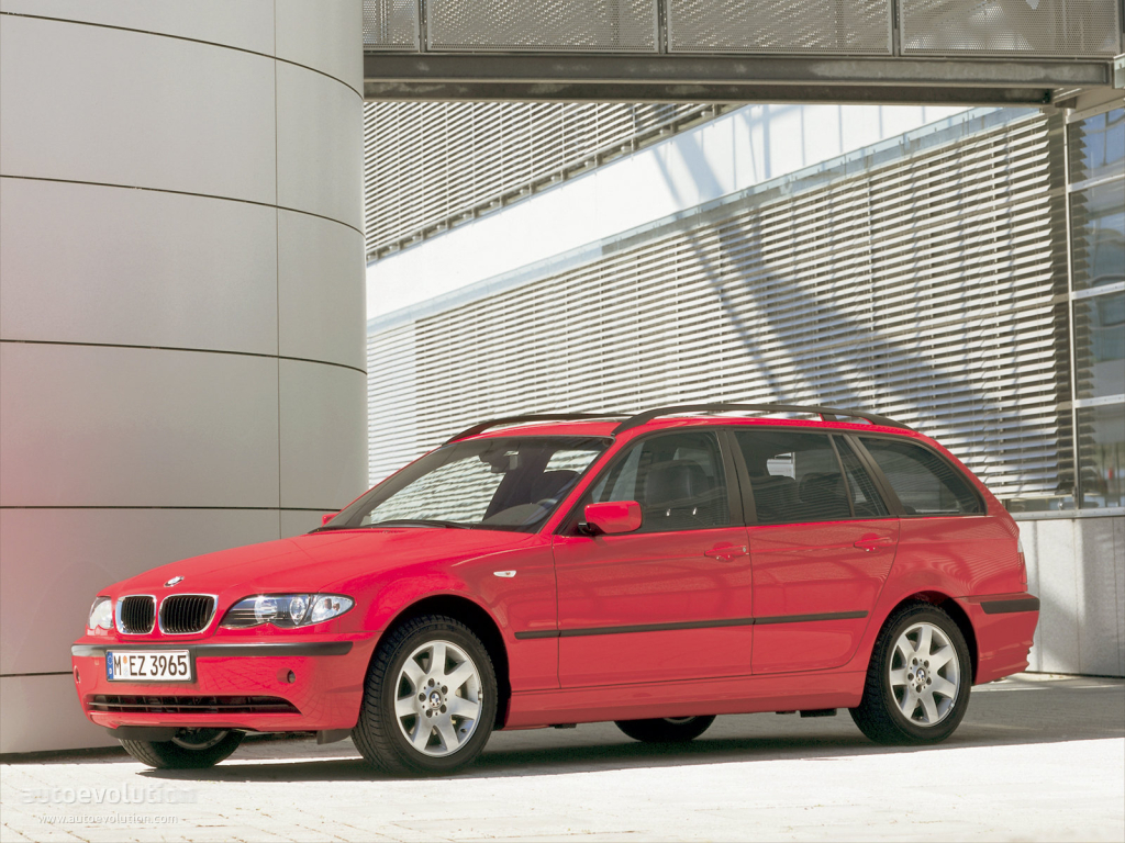 bmw 3 series touring e46 2001 2005