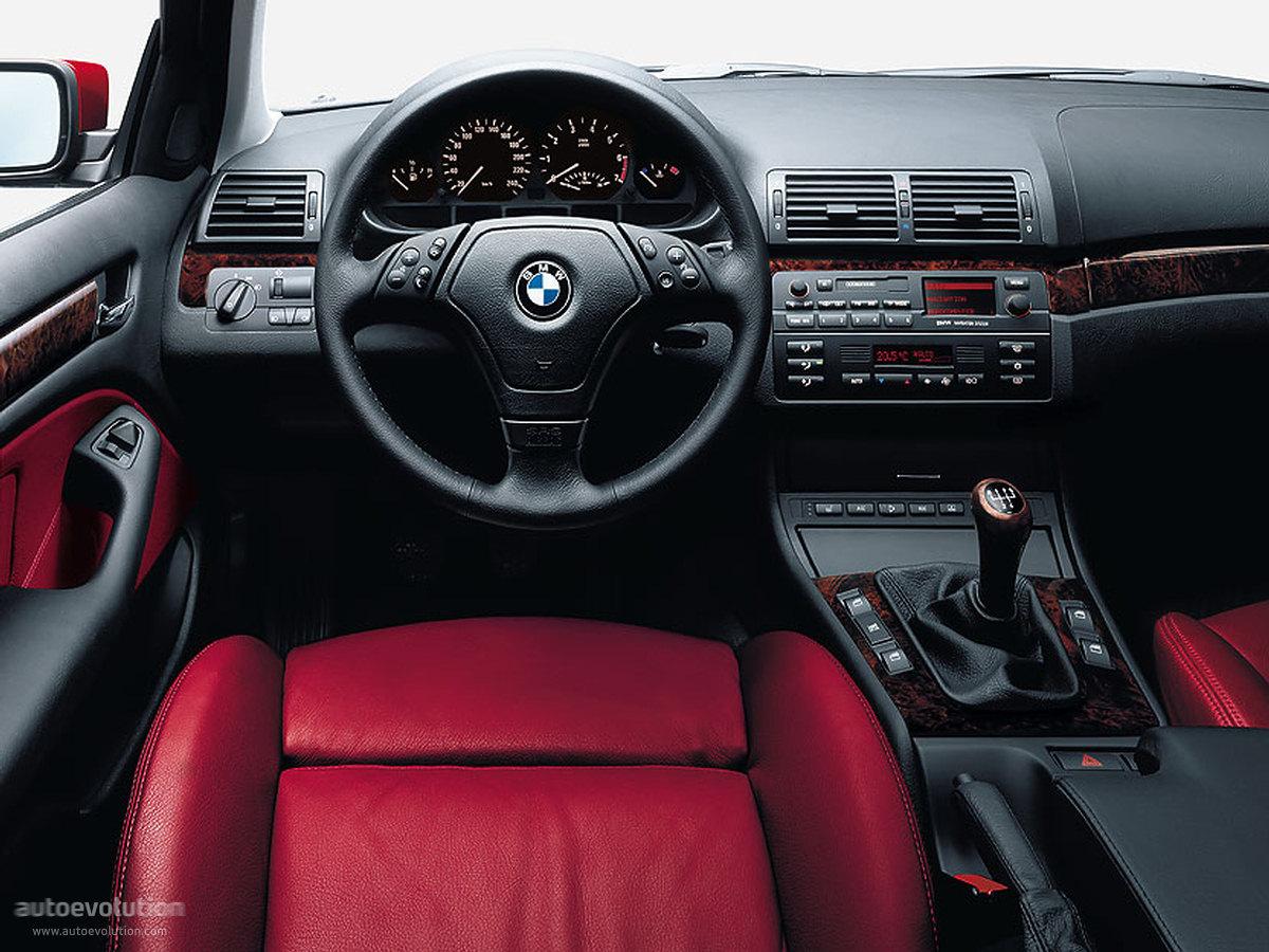 BMW 3 Series Touring E46 1999 2000 2001 Autoevolution