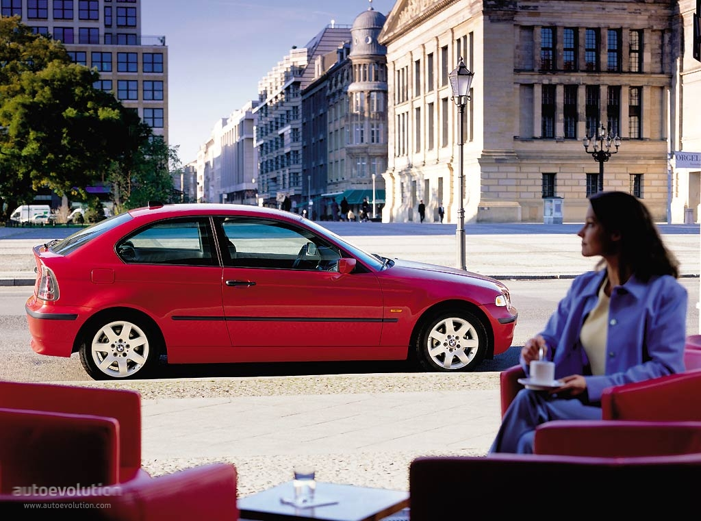 BMW 3 Series Compact (E46) specs - 2001, 2002, 2003, 2004, 2005 ...