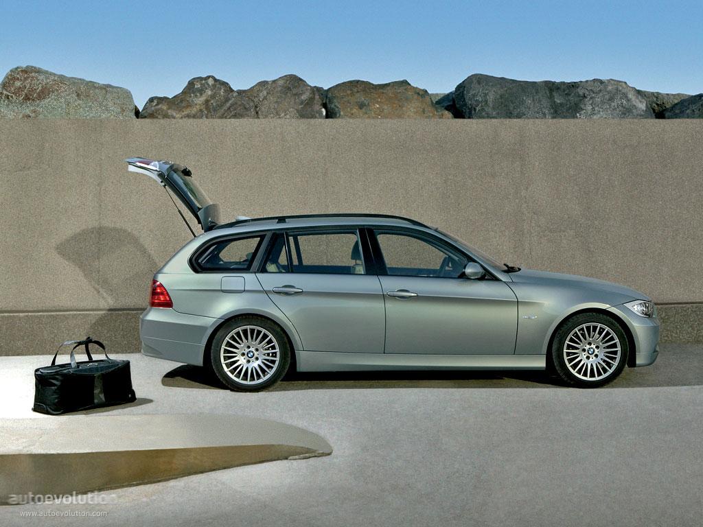 BMW 3 Series Touring (E91) specs - 2005, 2006, 2007, 2008 ...
