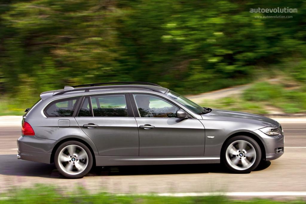 BMW 3 Series Touring E91 specs  2008 2009 2010 2011 2012