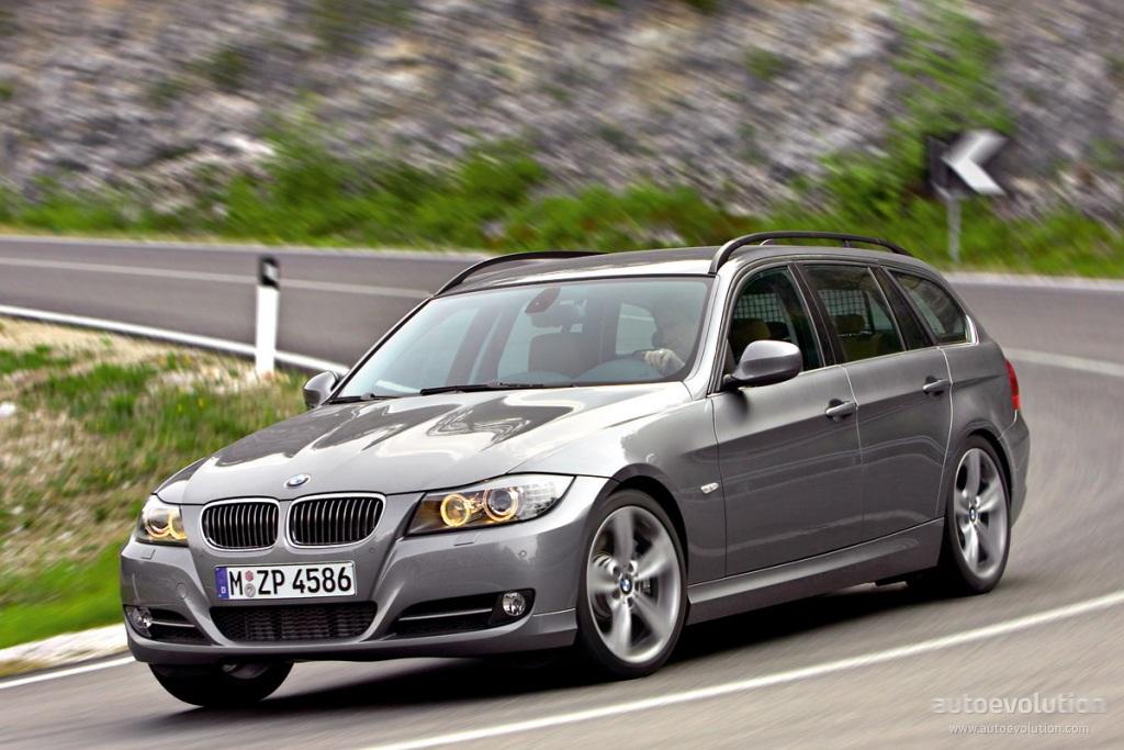 BMW 3 Series Touring (E91) specs - 2008, 2009, 2010, 2011, 2012 - autoevolution