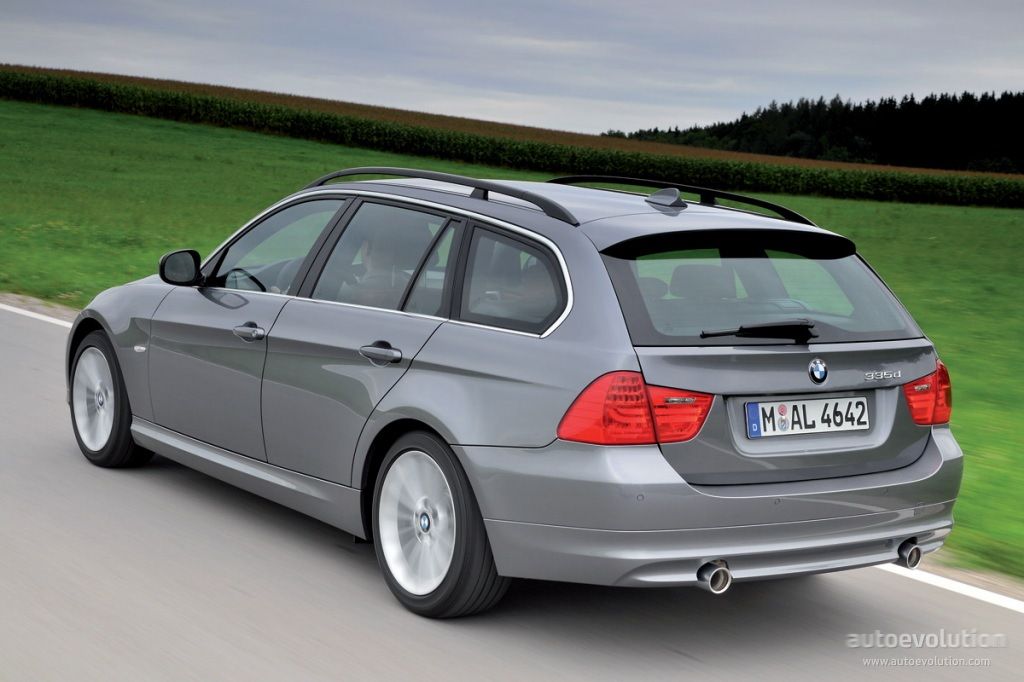 Bmw 3 Series Touring E91 Specs Amp Photos 2008 2009
