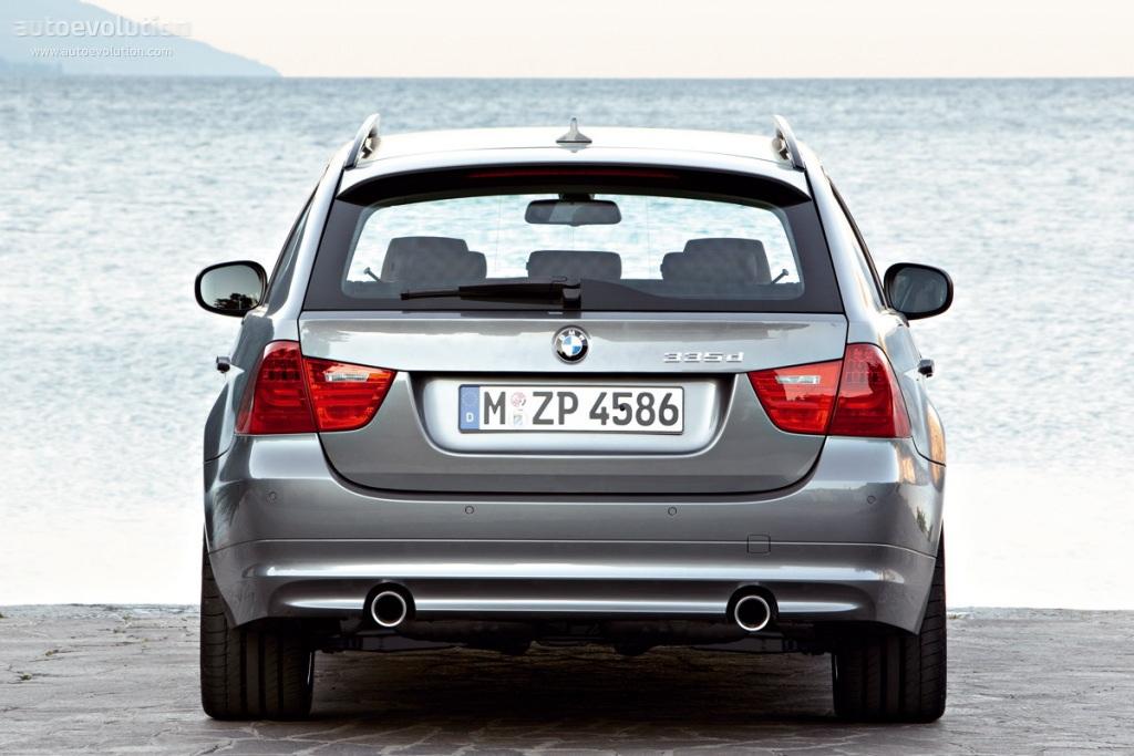 BMW 3 Series Touring (E91) specs - 2008, 2009, 2010, 2011, 2012 ...
