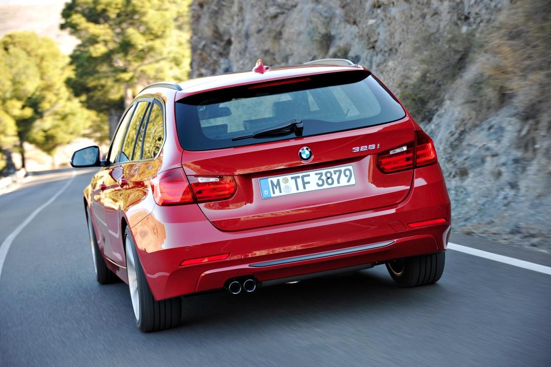 BMW 3 Series Touring F31 specs  2012 2013 2014 2015 2016