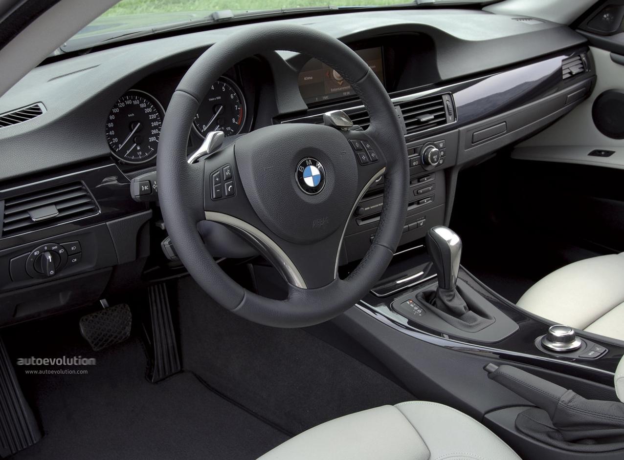 Bmw 325i 2010 Interior