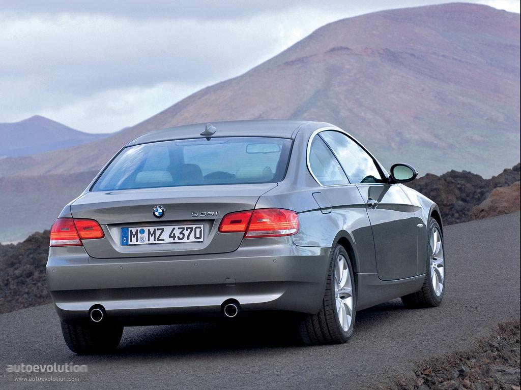 Bmw 3 series coupe e92 specs 2006 2007 2008 2009 2010 autoevolution