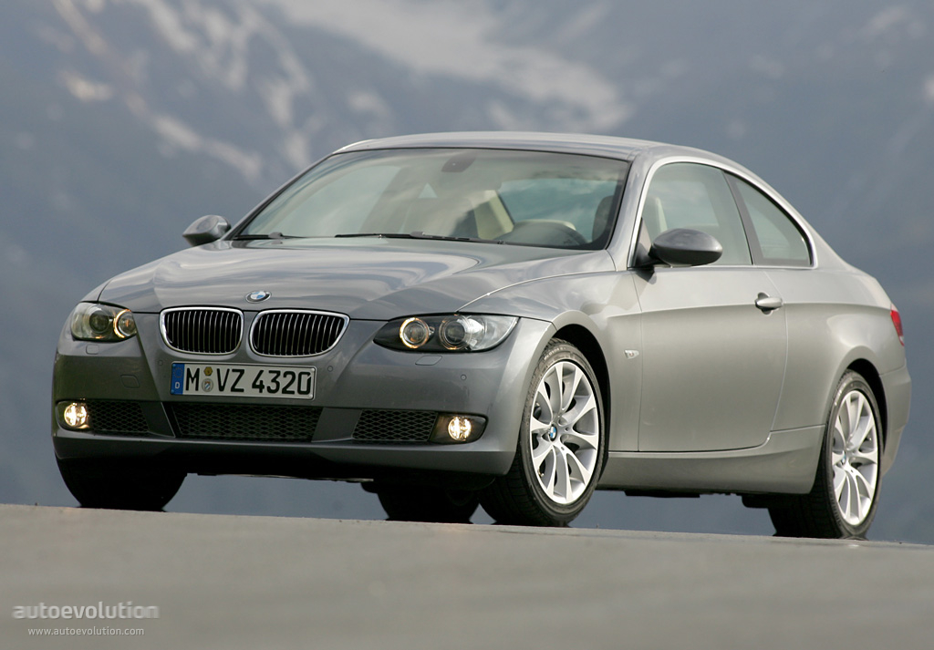 BMW 3 Series Coupe (E92) specs & photos - 2006, 2007, 2008 ...