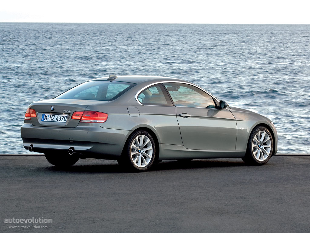 Bmw 3 Series Coupe E92 Specs 2006 2007 2008 2009 2010 Autoevolution
