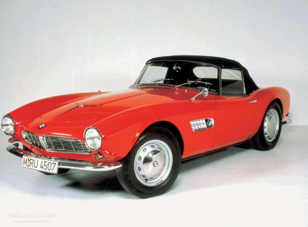 Bmw 507 Ts Roadster Specs Amp Photos 1955 1956 1957