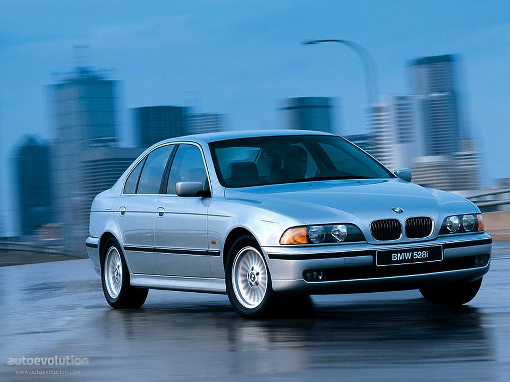 BMW 5 Series (E39) #