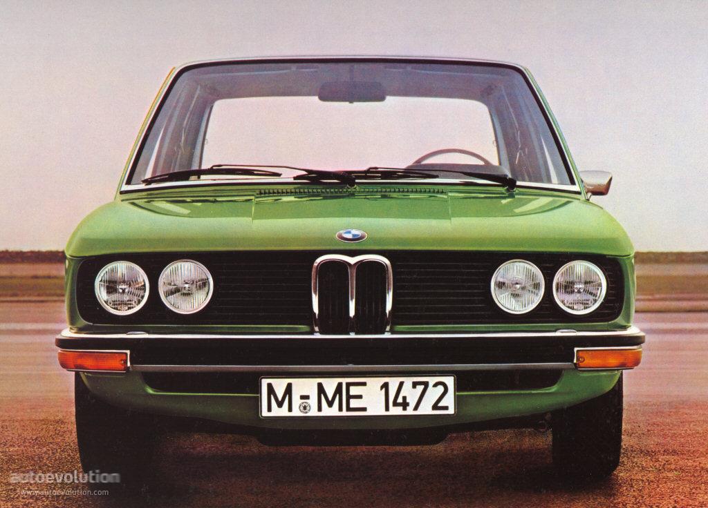 Bmw 5 Series E12 Specs Photos 1972 1973 1974 1975 1976