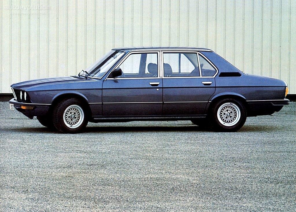 BMW 5 Series (E12) - 1972, 1973, 1974, 1975, 1976, 1977, 1978, 1979, 1980, 1981 - autoevolution
