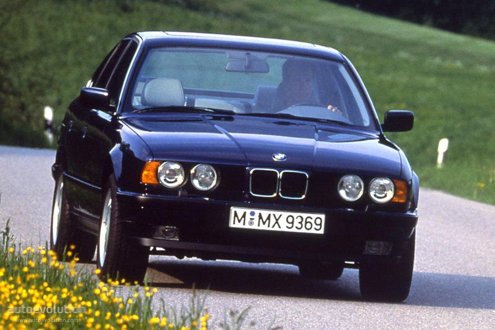 Bmw 5 Series E34 1988 1995