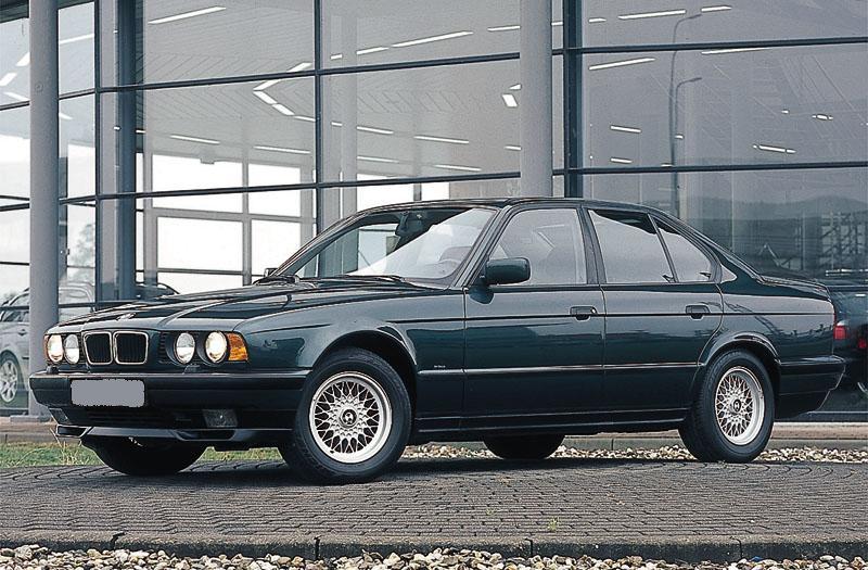 Bmw Series E Sedan