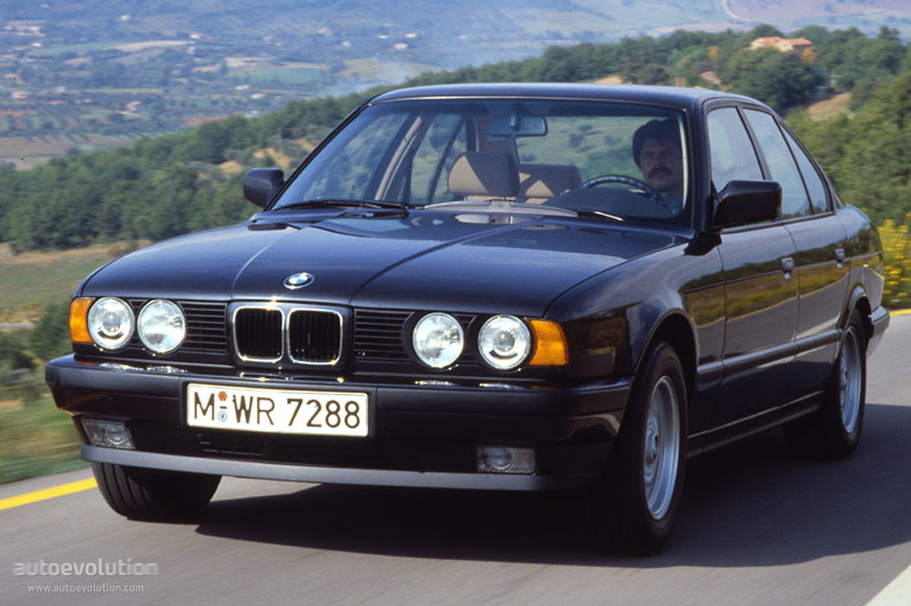 1992 bmw 5 series interior bmw 5 series e34 1988